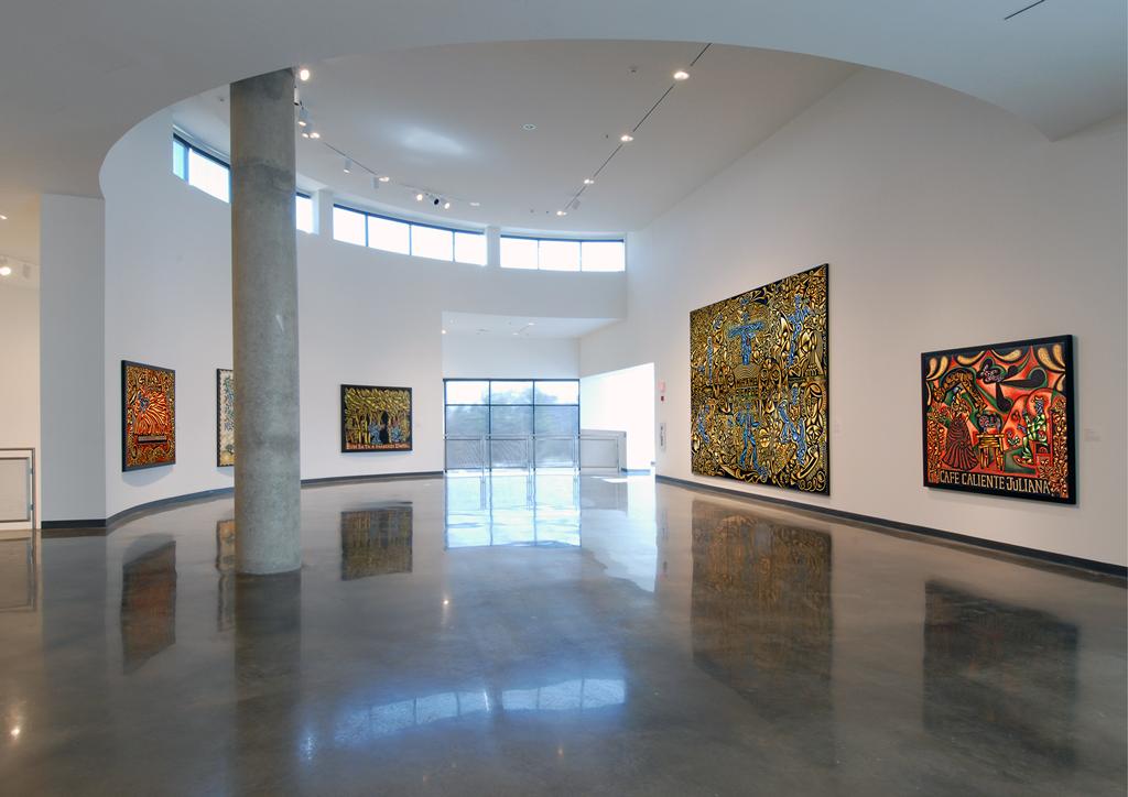 Carlos Luna: El Gran Mambo; American University Museum, Washington, DC, 2008