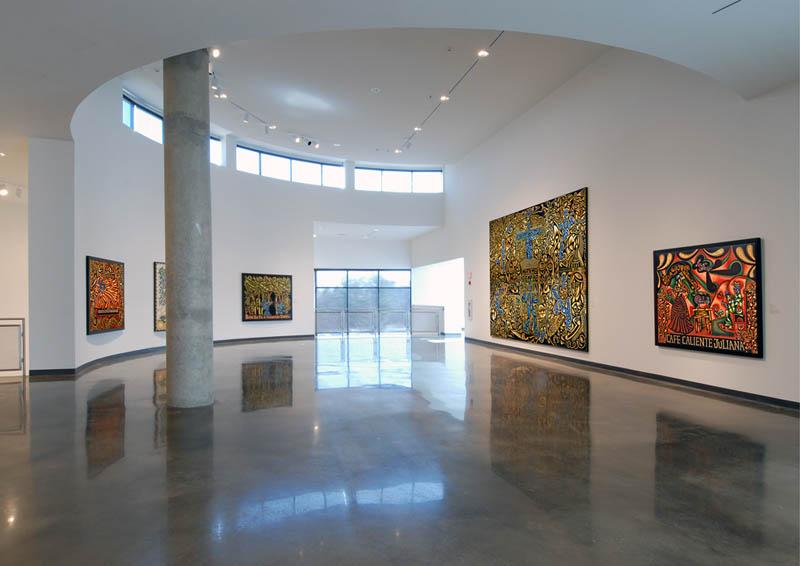 Carlos Luna: El Gran Mambo; American University Museum, Washington, DC