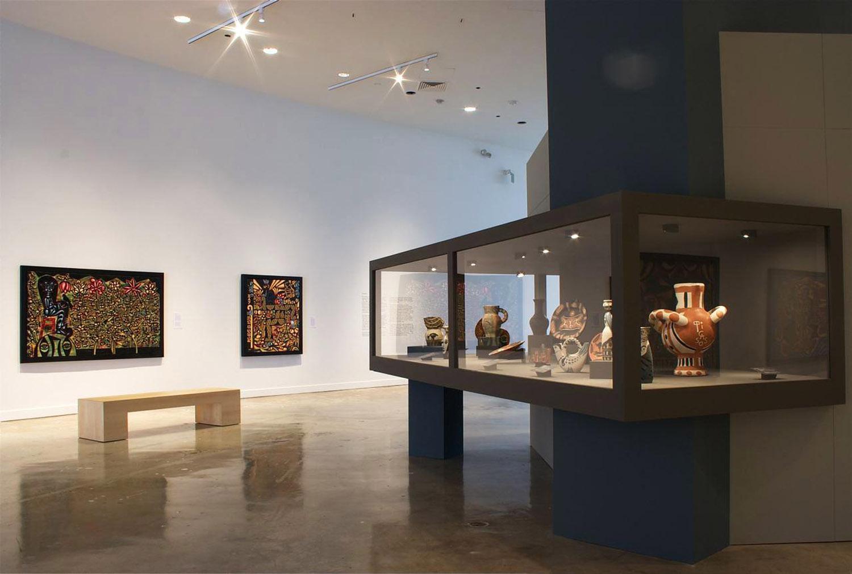 Pablo Picasso Ceramics | Carlos Luna Paintings; Museum of Art | Fort Lauderdale, Fort Lauderdale, FL, 2008