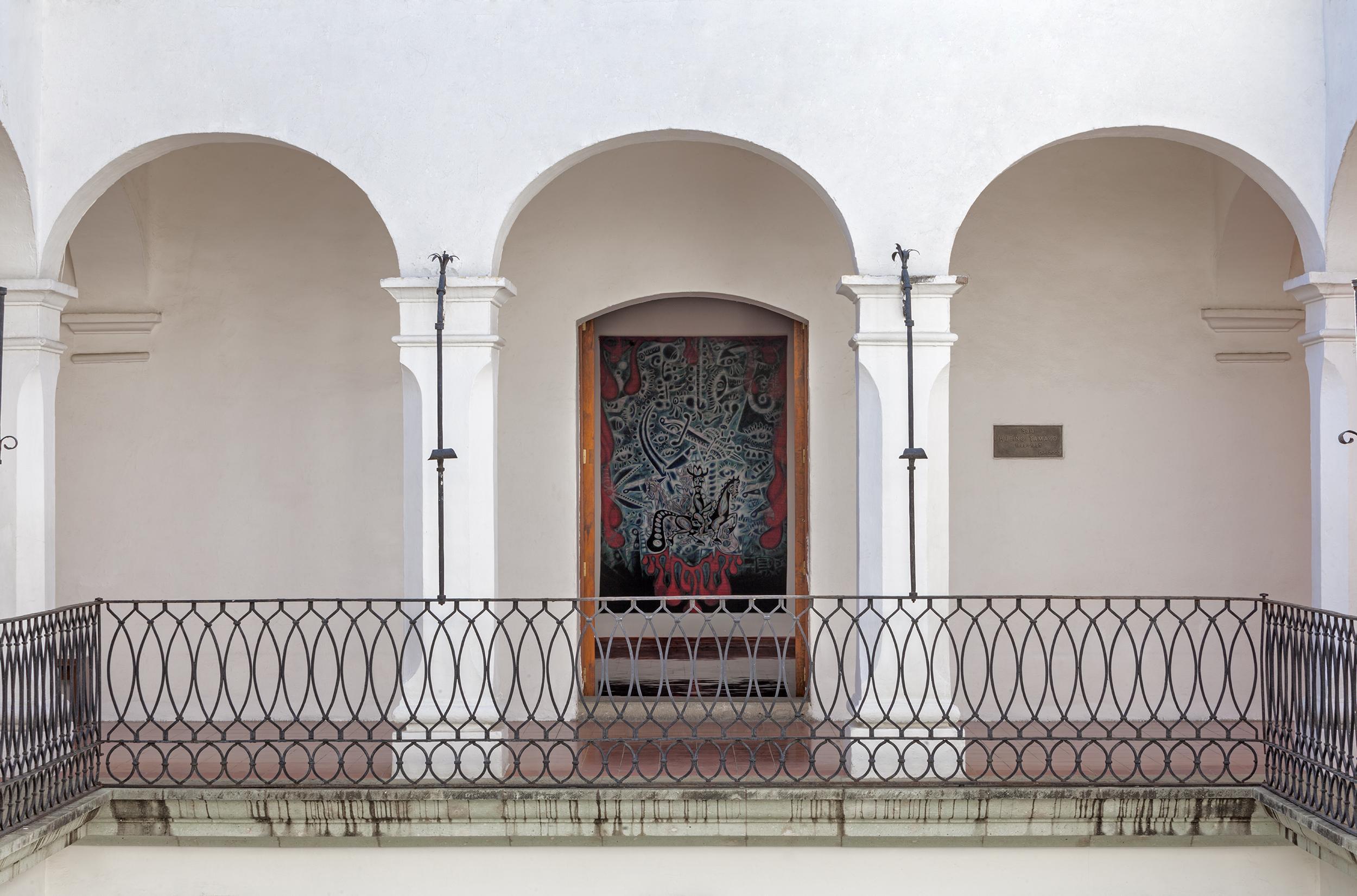 Green Machine: The Art of Carlos Luna; Museo de los Pintores Oaxaqueños, Oaxaca, Mexico