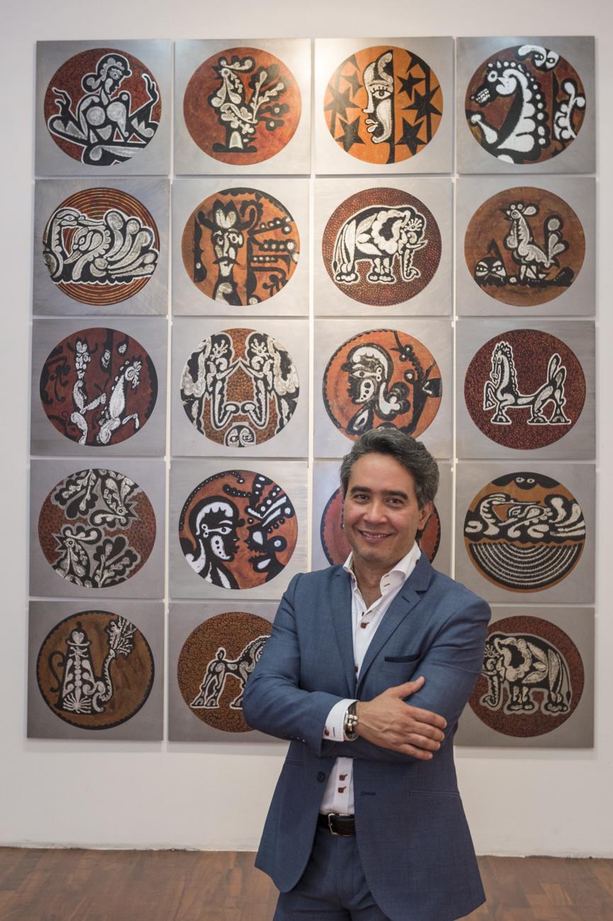 Green Machine: The Art of Carlos Luna; Museo de los Pintores Oaxaqueños, Oaxaca, Mexico, 2016
