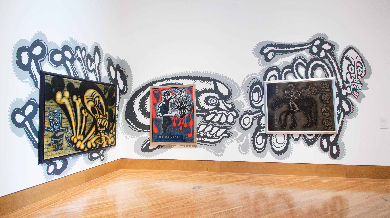 Green Machine: The Art of Carlos Luna; Frost Art Museum, Miami, FL 2015