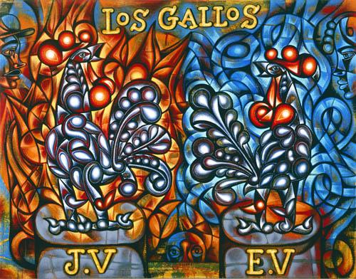 Los gallos de Don Julian