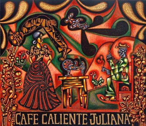 Café caliente Juliana