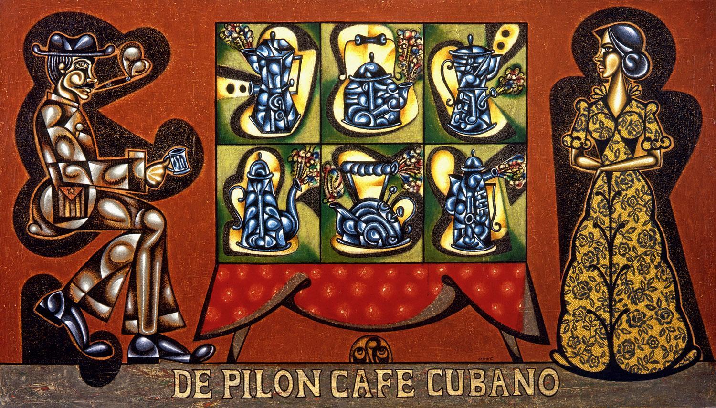 De pilon café cubano