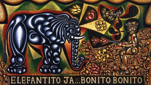 Elefantito ja…Bonito bonito