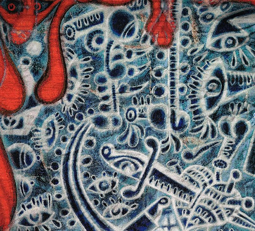A Perpetual Machine: The Art of Carlos Luna